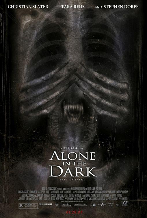 ALONE IN THE DARK (2005)