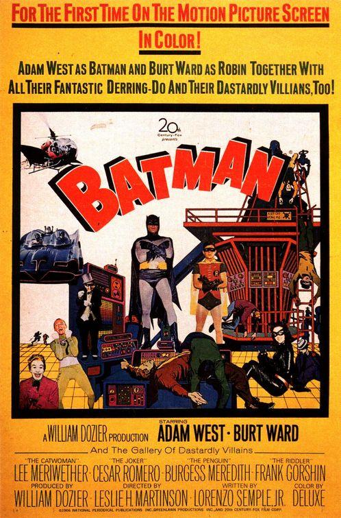 BATMAN (1996)