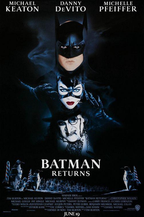 BATMAN BEGINS (1992)