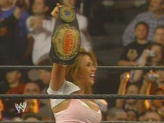 Mickie James, WWE Women's Champion