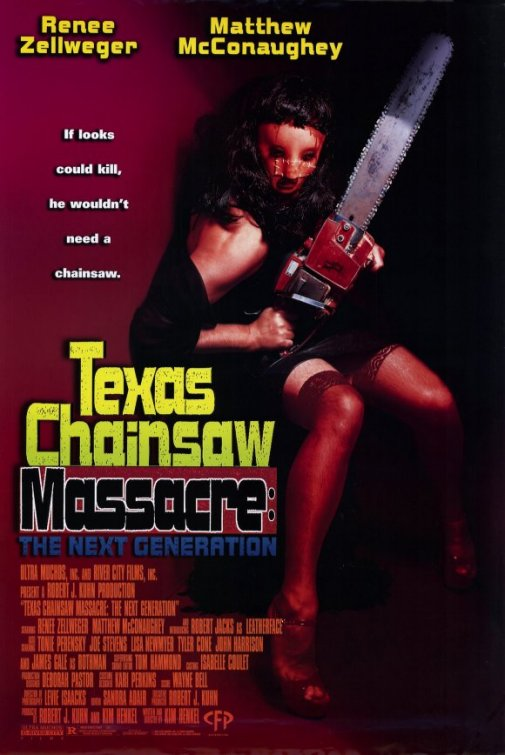TEXAS CHAINSAW MASSACRE: THE NEXT GENERATION (1997)