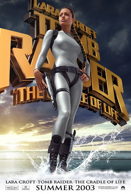 LARA CROFT, TOMB RAIDER: THE CRADLE OF LIFE (2003)